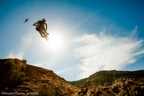 MTB Red Bull Rampage 2012