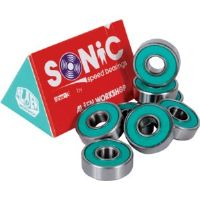 Skateboard Alien Workshop Sonic Abec 3 Skateboard Bearings