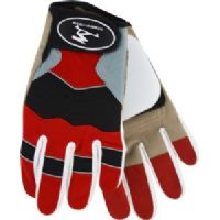 Skateboard Timeship Racing Freeride Red X-Large Slide Gloves Downhill Slide Gloves