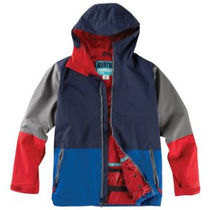 Snowboard Burton Insulated Faction Jacket - Men's