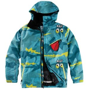 Snowboard 686 Camotooth Insulated Jacket - Men's