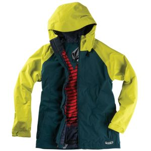 Snowboard Volcom Industrial Jacket - Men's