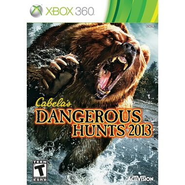 Hunting Cabela's Dangerous Hunts 2013 Game — Xbox 360® at Cabela's