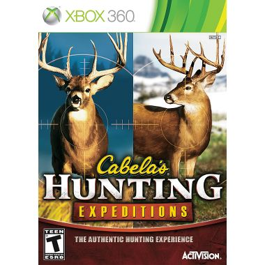 Hunting Cabela's Hunting Expeditions Game — Xbox® 360