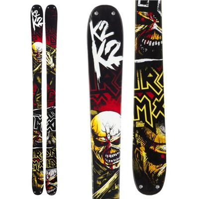Ski K2 Iron Maiden Skis 2013    $549.95