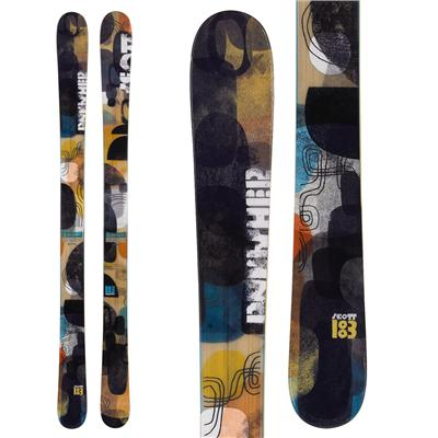 Ski Scott Punisher Skis 2013    $575.00