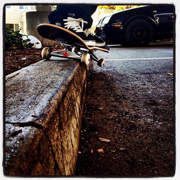 Skateboard Get out and get your slappy on this weekend!