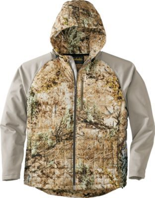030cec9261d Cabela s Men s Synthetic-Down Hybrid Jacket with 4MOST Wi... - Thrill On