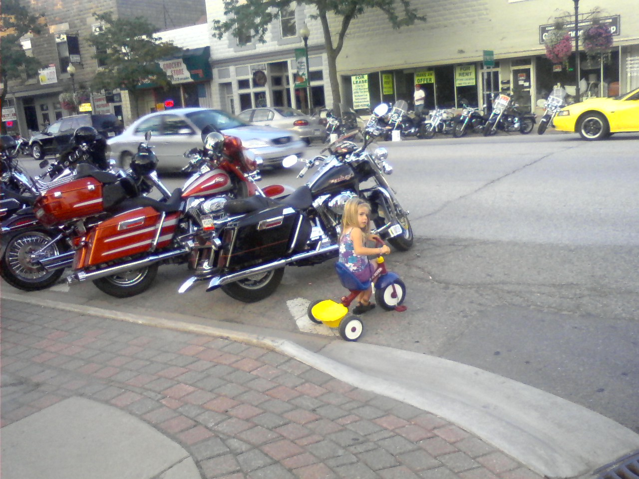 Auto and Cycle Romeo Bike Night, Romeo Mi