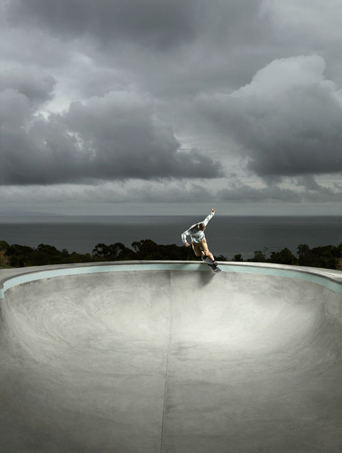 Skateboard Skater: Rune Glifberg Photo: Ken Hermann