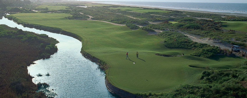 Golf Ocean Course at Kiawah Island, SC