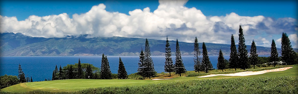 Golf Plantation Golf Course, Kapalua, Hawaii
