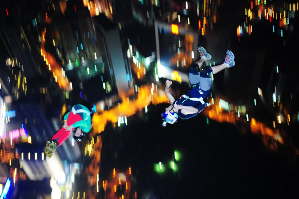 Extreme KL Tower Basejump: 29 Sept 2012