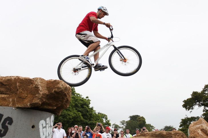 BMX Goodwood Festival of Speed