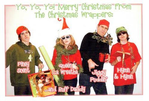 Entertainment Funny Christmas Greeting Cards