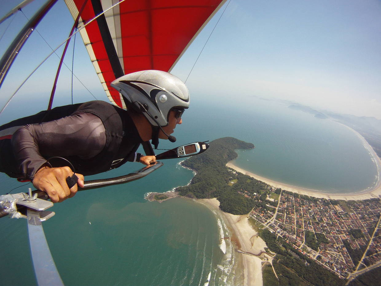 Extreme Bird's eye view!