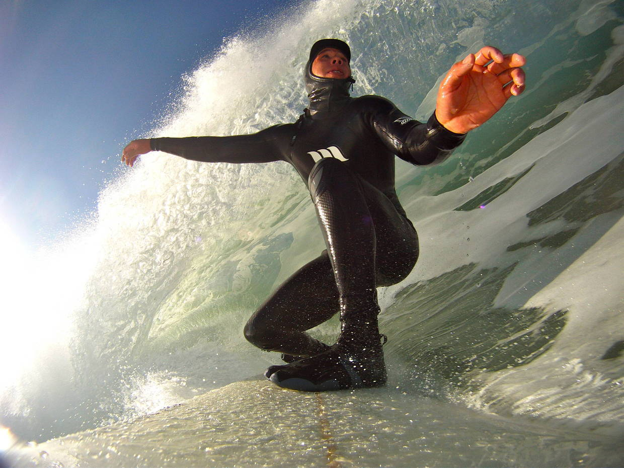 Surf Surf's up!