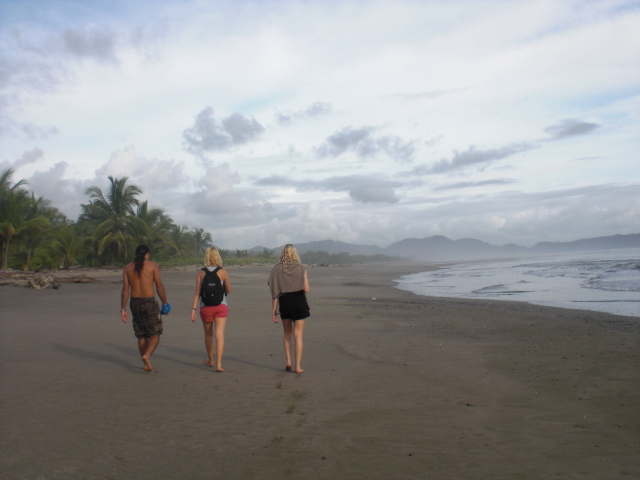 Camp and Hike San Miguel Beach, CR