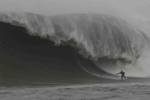Surf via Garrett McNamara Pic of the day