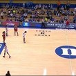 Louisville women's team tricks Duke into defending the wrong basket