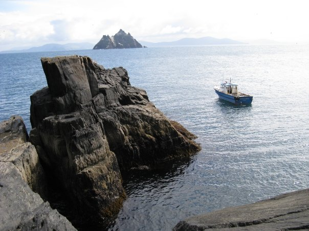 Camp and Hike Skellig Michael - Ireland