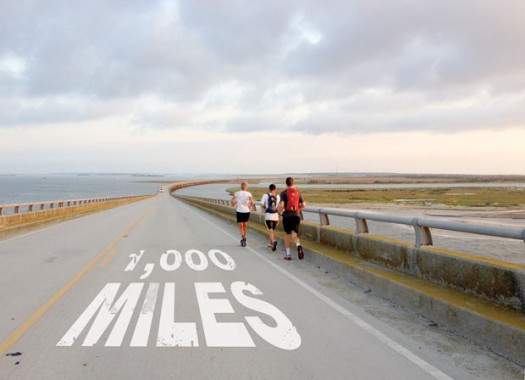 Fitness Van Deren recently set a new record on the 1,000-mile Mountains to Sea Trail in North Carolina