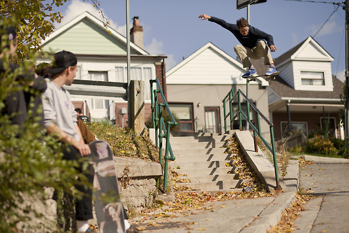 Skateboard Phil Mcknight - 2012
