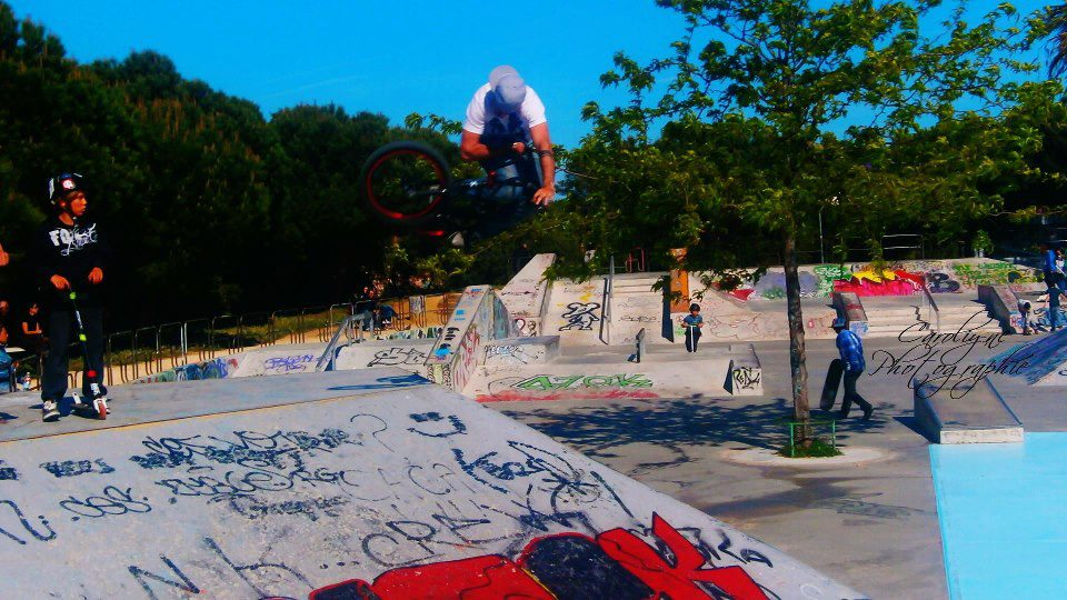BMX Caro-lyne Saucy