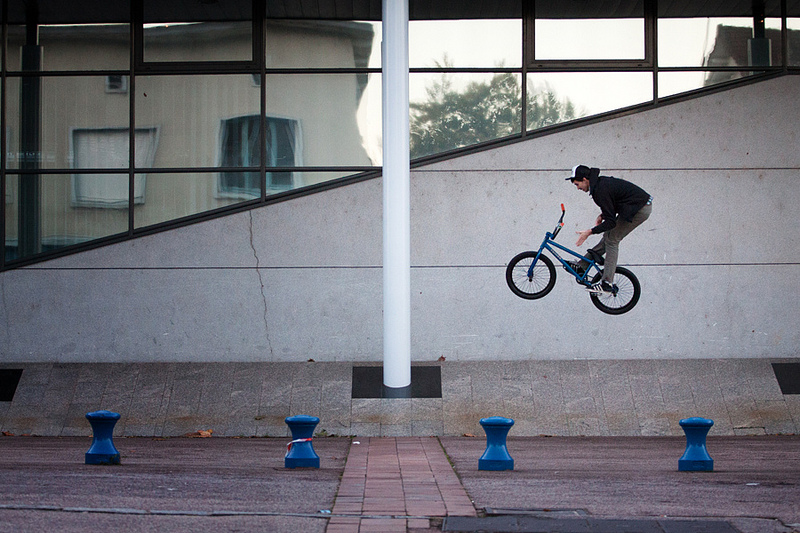 BMX Dope composition and timing!