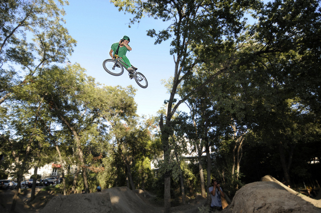 BMX Peter Pan