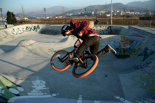 BMX By Marion Vacca