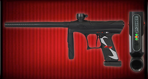 Extreme Tippmann Crossover Retail Price:  $429.00