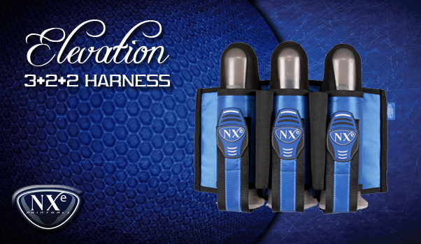 Extreme 3+2 Harness Evelation Series