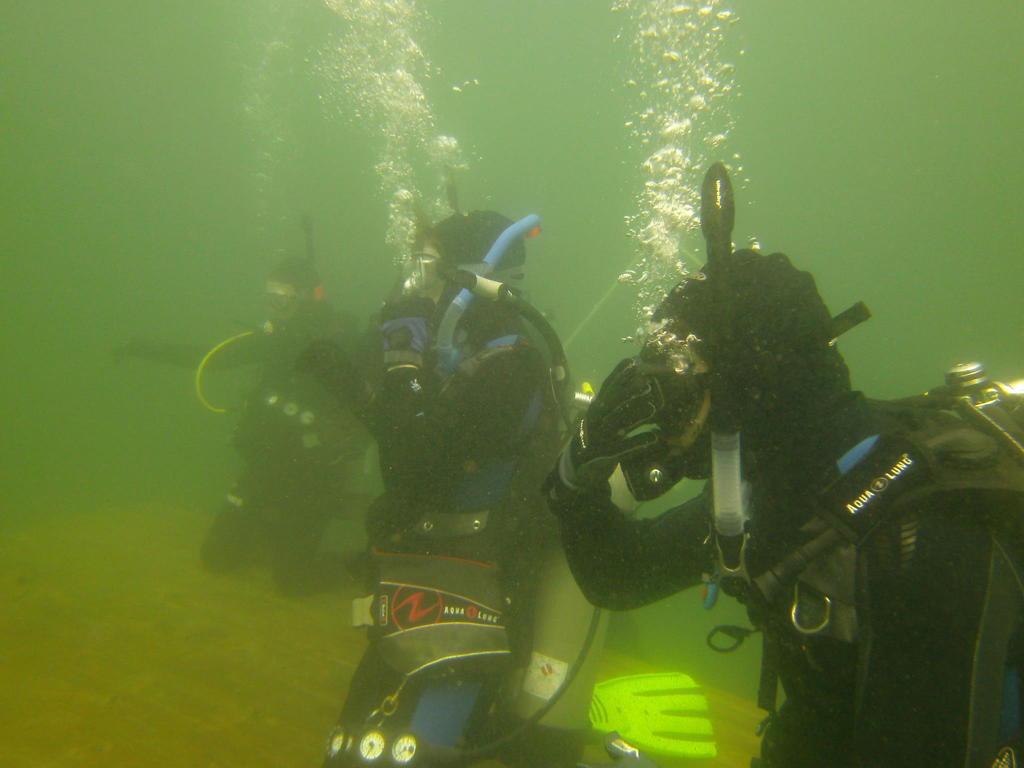 Scuba Scuba cert in Lake Rawlings, VA