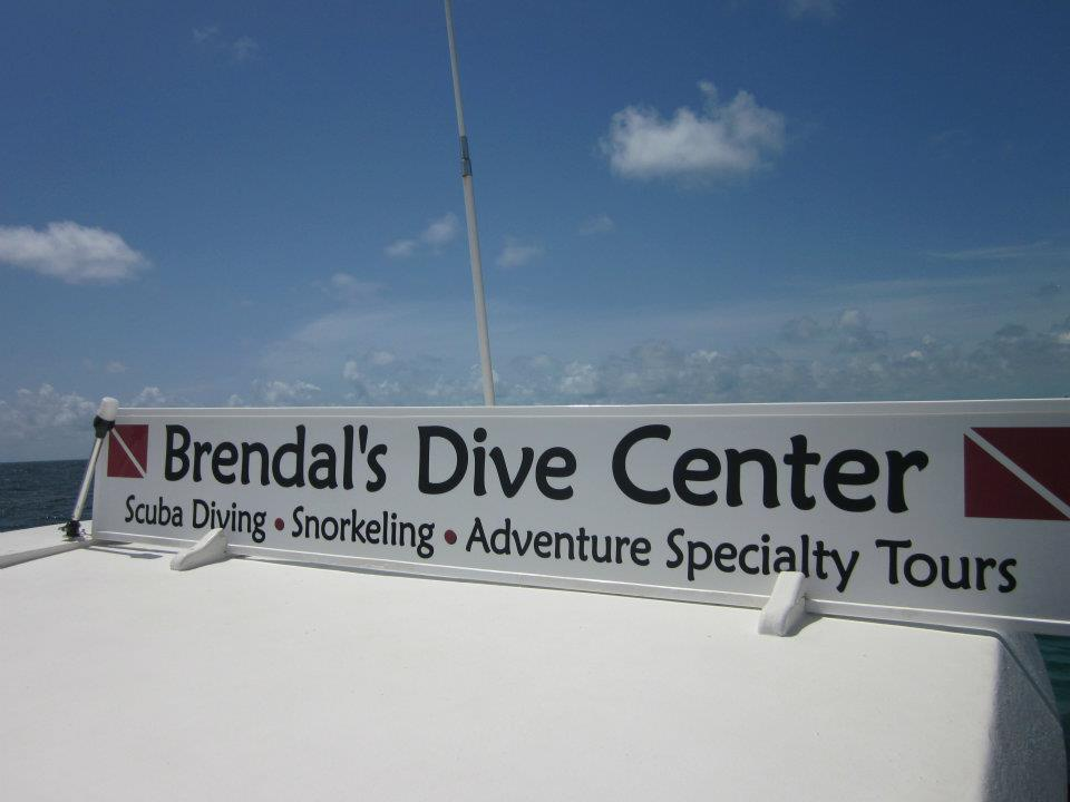 Scuba Brendal's Dive Center, Green Turtle Cay, Bahamas