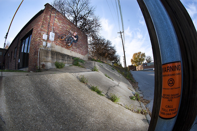 BMX Photo of the Week: 11/5/12 - 11/11/12