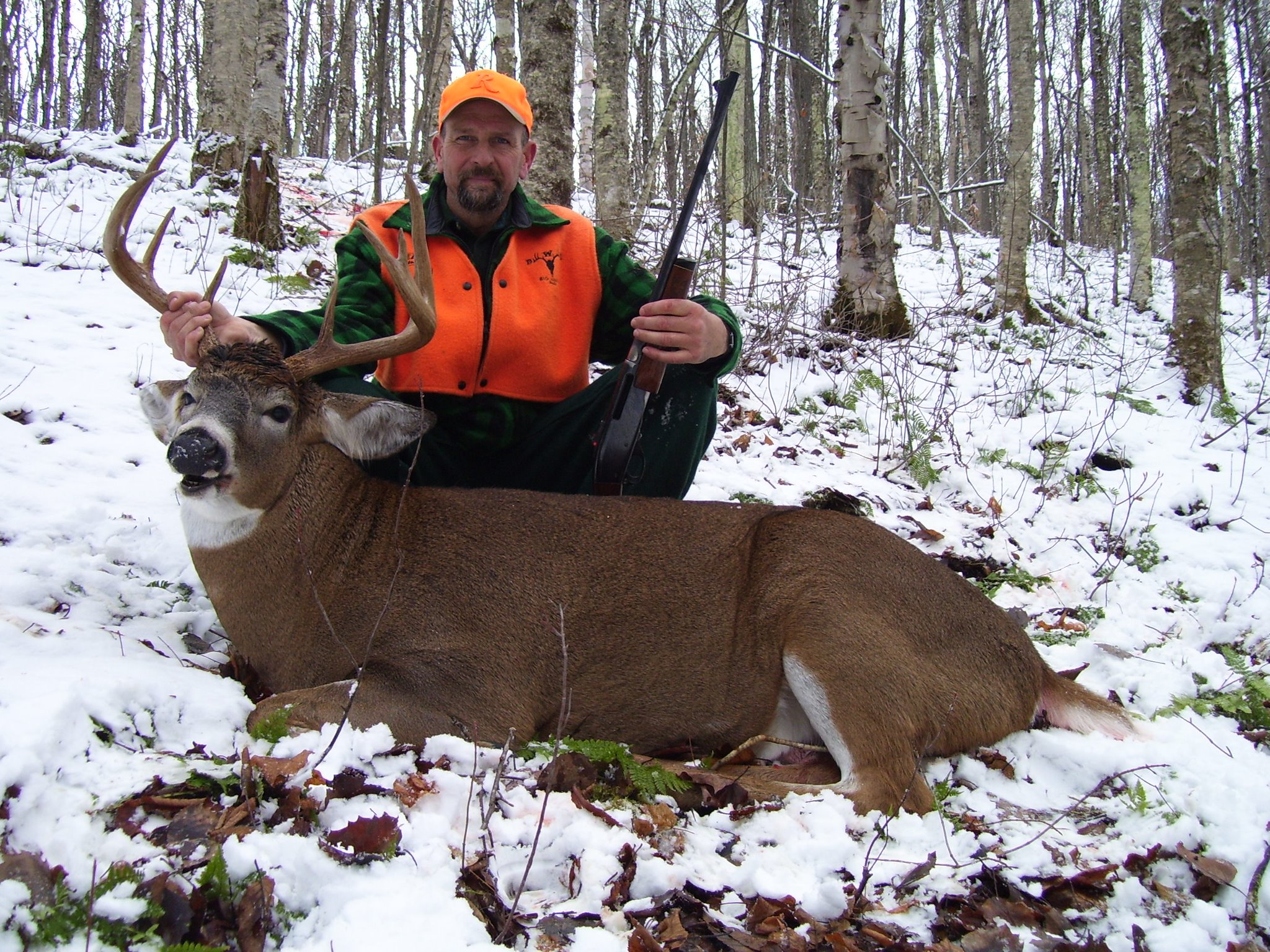Hunting Hal Blood of Big Woods Bucks and Cedar Ridge Outfitters