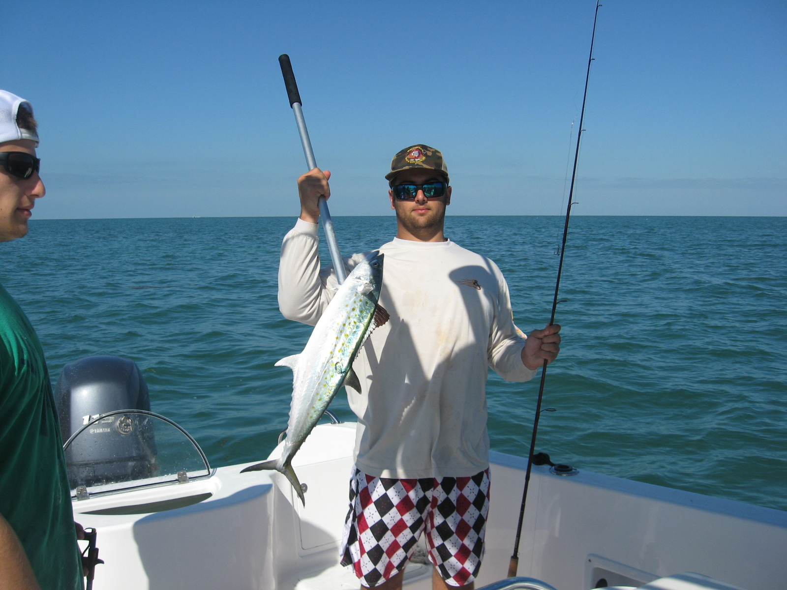 Fishing Big cero of Marathon FL