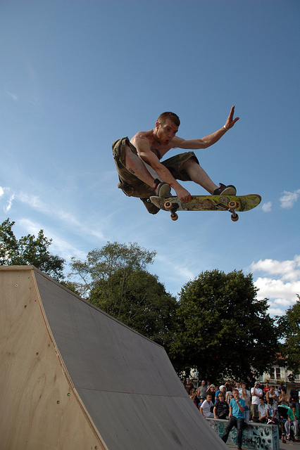 Skateboard By Benji Cooper Photography