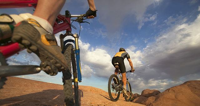 MTB Moab Mountain Biking