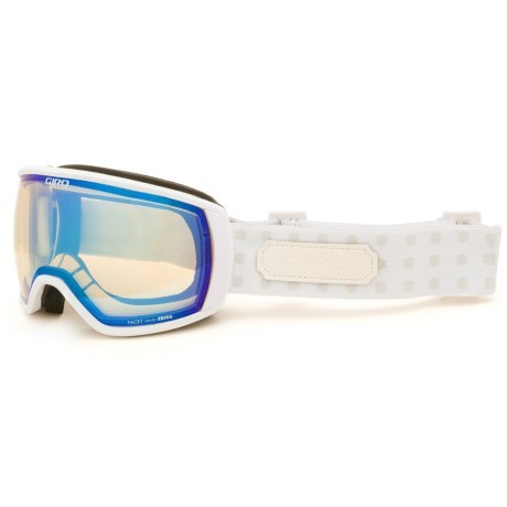 Giro Facet Snowsport Goggles - Spherical Lens (For Women)... - Thrill On