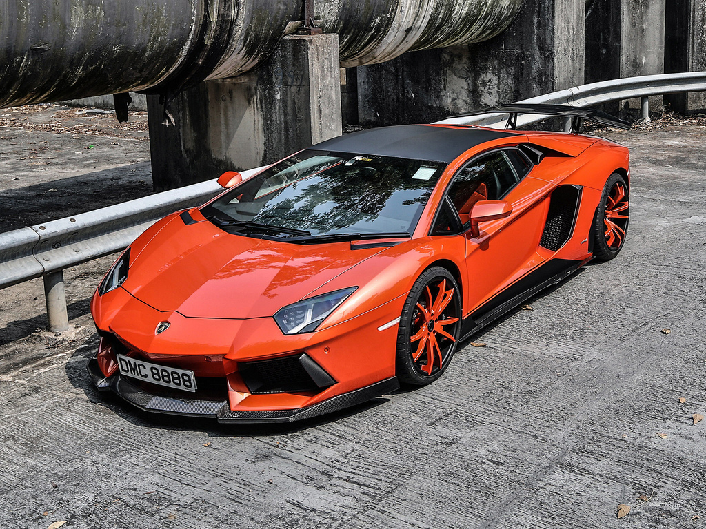 Auto and Cycle Lamborghini LP900. As in 900 HP :O