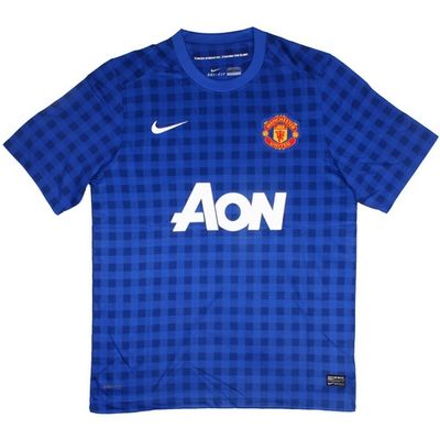 Entertainment Manchester United Away Soccer Jersey 2012/2013