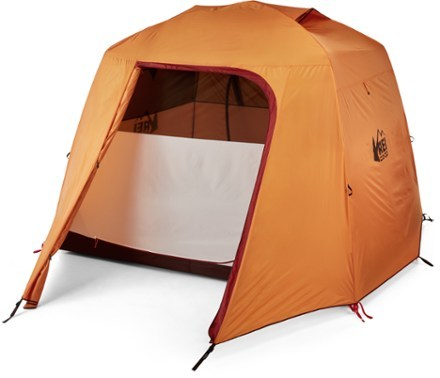 Why pitch a tent when you can pitch a cabin? With the spacious  sc 1 st  Thrill On & REI Co-op Grand Hut 4 Tent - $299.00 - Thrill On