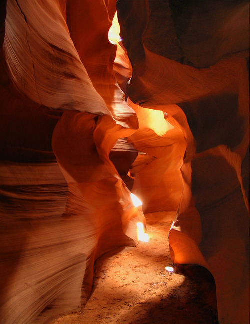 Camp and Hike Antelope Canyon, USA