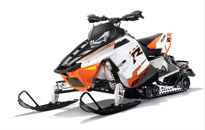 Snowmobile polarissnowmobiles