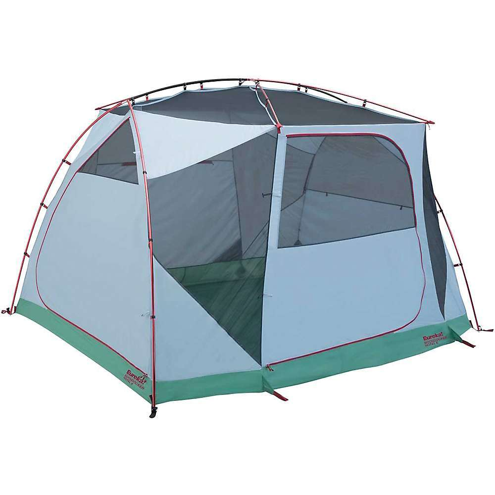 Features of the Eureka Boondocker Hotel 6 Tent Footprint included Gear caddy 6 Pockets High/  sc 1 st  Thrill On & Eureka Boondocker Hotel 6 Tent - $649.95 - Thrill On