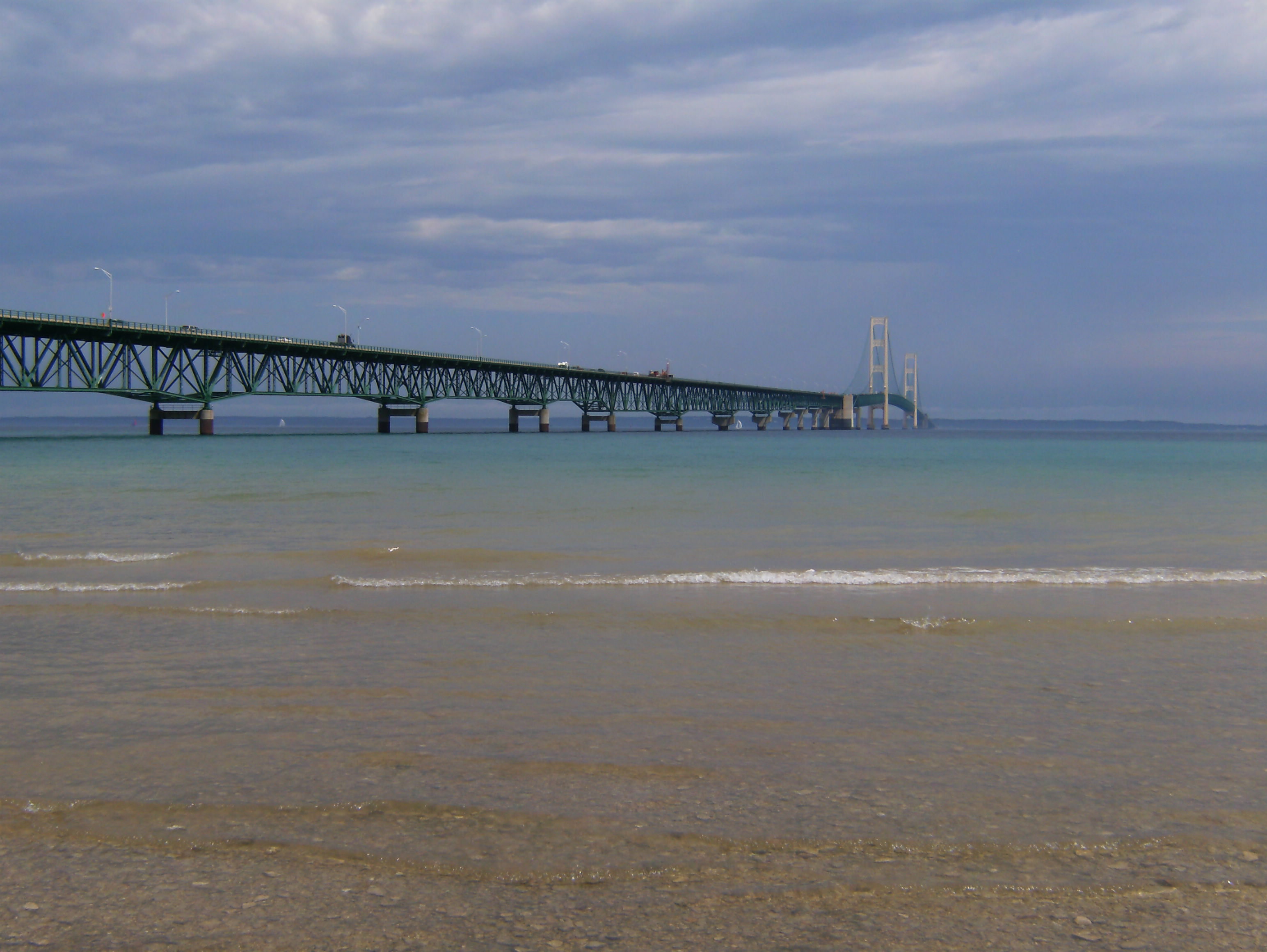 Fitness Mackinaw Bridge