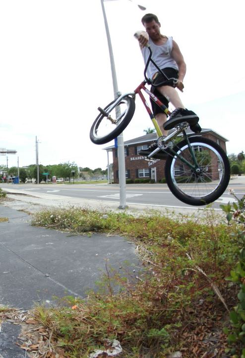 BMX Gangreencrew