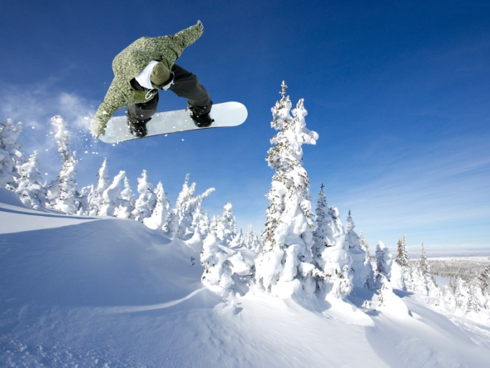 Snowboard A piece of heaven
